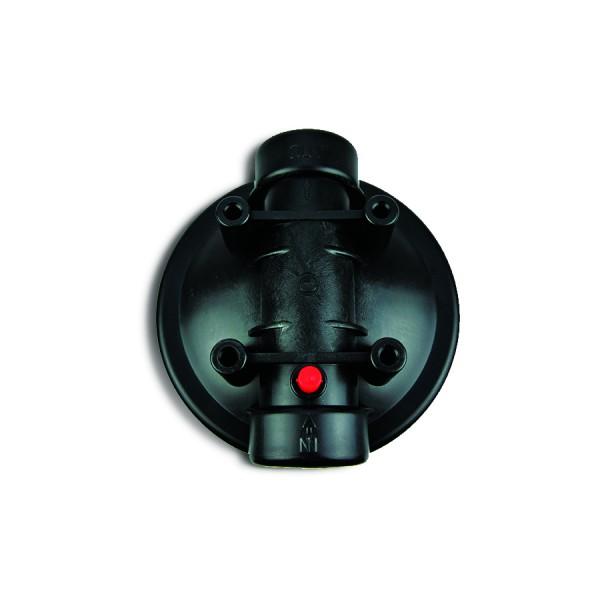 Filtru BB 10`` mufe bronz 1`` cu buton aerisire
