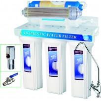 Ultrafiltrare in 6 trepte cu filtru Bioceramic Turmalina UF6 / FIR